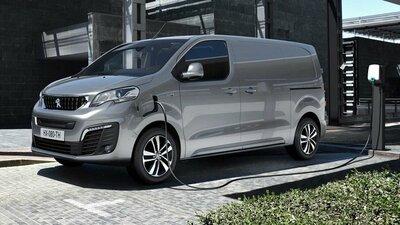 Bild: Peugeot Expert  Gebrauchtwagen