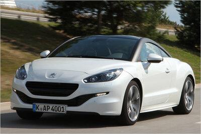 Bild: Peugeot RCZ  Gebrauchtwagen