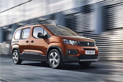 Bild: Peugeot Rifter  Gebrauchtwagen
