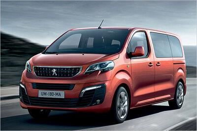 Bild: Peugeot Traveller Kombi Gebrauchtwagen
