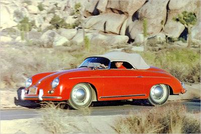 Bild: Porsche 356  Gebrauchtwagen