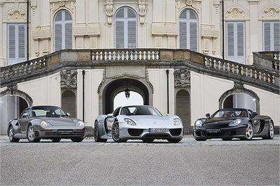 Bild: Porsche 918  Gebrauchtwagen