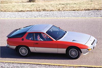 Bild: Porsche 924  Gebrauchtwagen