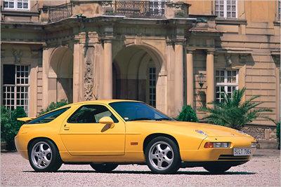 Bild: Porsche 928  Gebrauchtwagen