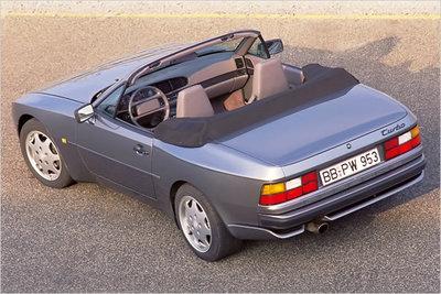 Bild: Porsche 944  Gebrauchtwagen