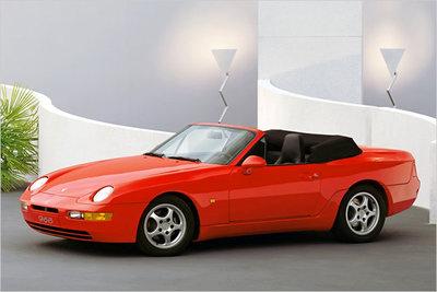 Bild: Porsche 968  Gebrauchtwagen