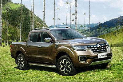 Bild: Renault Alaskan  Gebrauchtwagen
