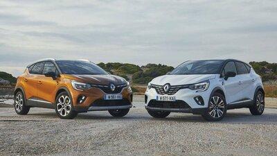 Bild: Renault Captur  Gebrauchtwagen