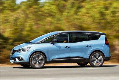 Bild: Renault Grand Scenic  Gebrauchtwagen