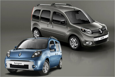 Bild: Renault Kangoo  Gebrauchtwagen