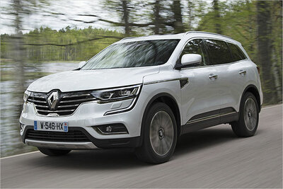 Bild: Renault Koleos  Gebrauchtwagen