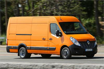 Bild: Renault Master  Gebrauchtwagen