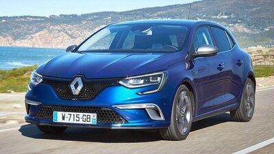 Bild: Renault Megane  Gebrauchtwagen