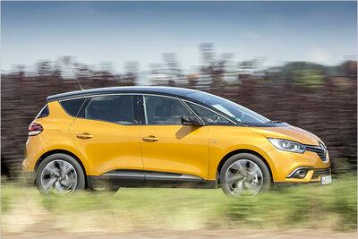 Bild: Renault Scenic  Gebrauchtwagen