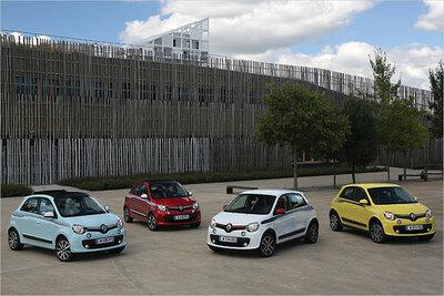 Bild: Renault Twingo  Gebrauchtwagen