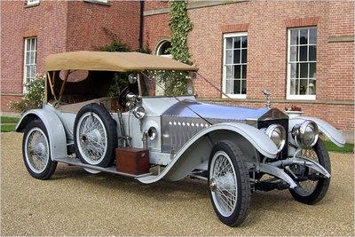 Bild: Rolls Royce Gebrauchtwagen