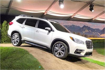 Bild: Subaru Ascent  Gebrauchtwagen