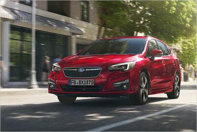 Bild: Subaru Impreza  Gebrauchtwagen