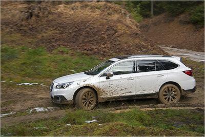Bild: Subaru Outback Kombi Gebrauchtwagen