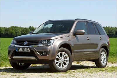 Bild: Suzuki Grand Vitara  Gebrauchtwagen