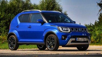 Bild: Suzuki Ignis  Gebrauchtwagen