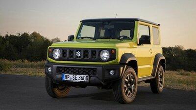 Bild: Suzuki Jimny  Gebrauchtwagen