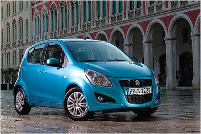 Bild: Suzuki Splash  Gebrauchtwagen