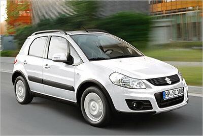 Bild: Suzuki SX4  Gebrauchtwagen