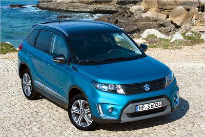 Bild: Suzuki Vitara  Gebrauchtwagen