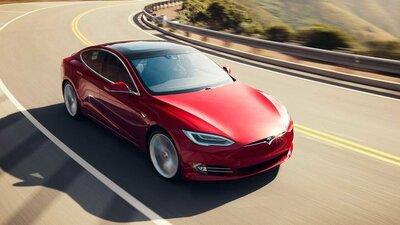 Bild: Tesla Model S  Gebrauchtwagen