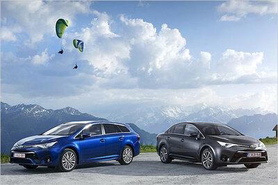 Bild: Toyota Avensis  Gebrauchtwagen