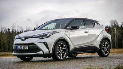 Bild: Toyota C-HR  Gebrauchtwagen
