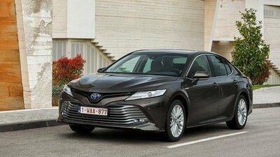 Bild: Toyota Camry  Gebrauchtwagen