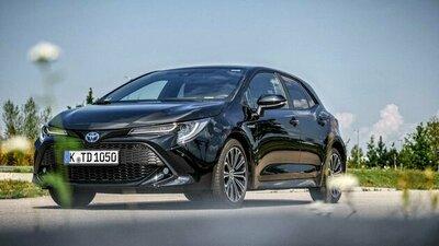 Bild: Toyota Corolla  Gebrauchtwagen