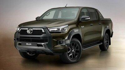 Bild: Toyota Hilux  Gebrauchtwagen