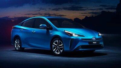 Bild: Toyota Prius  Gebrauchtwagen