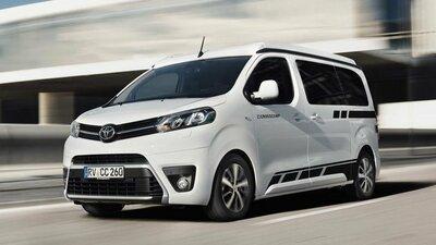 Bild: Toyota ProAce  Gebrauchtwagen