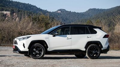 Bild: Toyota RAV4  Gebrauchtwagen