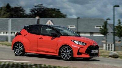 Bild: Toyota Yaris  Gebrauchtwagen