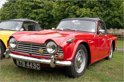 Bild: Triumph Gebrauchtwagen