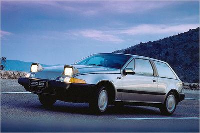 Bild: Volvo 480  Gebrauchtwagen