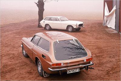 Bild: Volvo P1800  Gebrauchtwagen