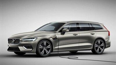 Bild: Volvo V60 Kombi Gebrauchtwagen