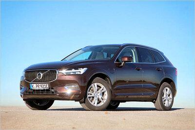 Bild: Volvo XC60  Gebrauchtwagen
