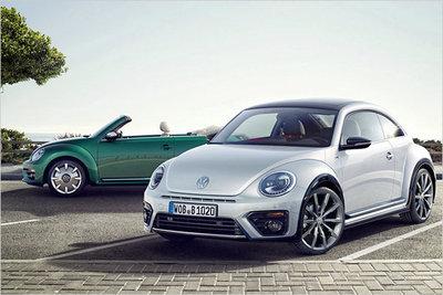 Bild: VW Beetle/New Beetle  Gebrauchtwagen