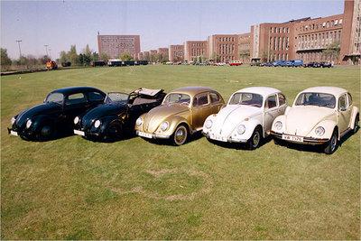Bild: VW Käfer  Gebrauchtwagen