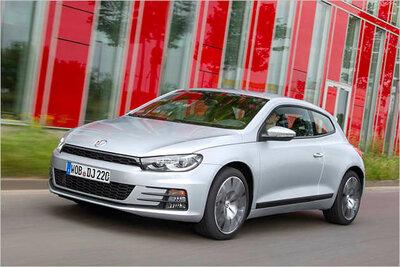 Bild: VW Scirocco  Gebrauchtwagen