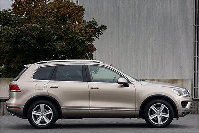 Bild: VW Touareg  Gebrauchtwagen