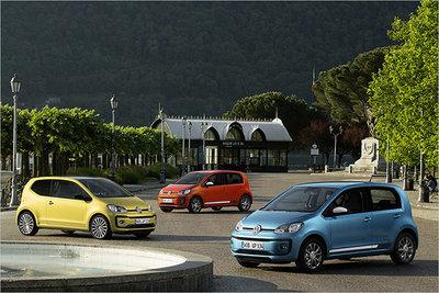 Bild: VW Up  Gebrauchtwagen
