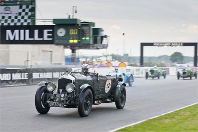 Bild: Bentley Oldtimer